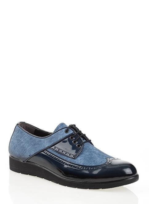 Derigo Oxford Ayakkabı Lacivert